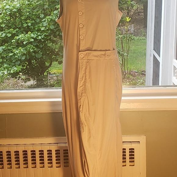 Pal Offner Dresses & Skirts - Boutique Pat Offner Poplin Sleeveless Dress